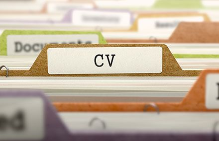 CV template - Blog image MP